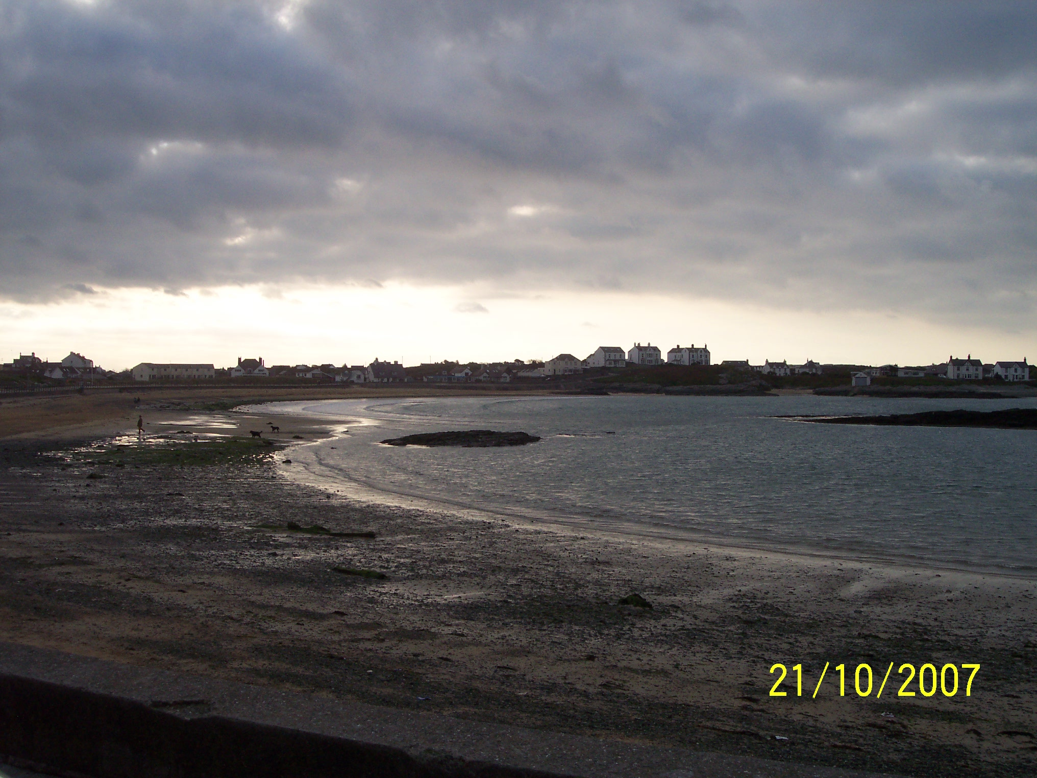 final resting place Treaduur bay