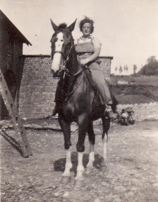 horseback 1941